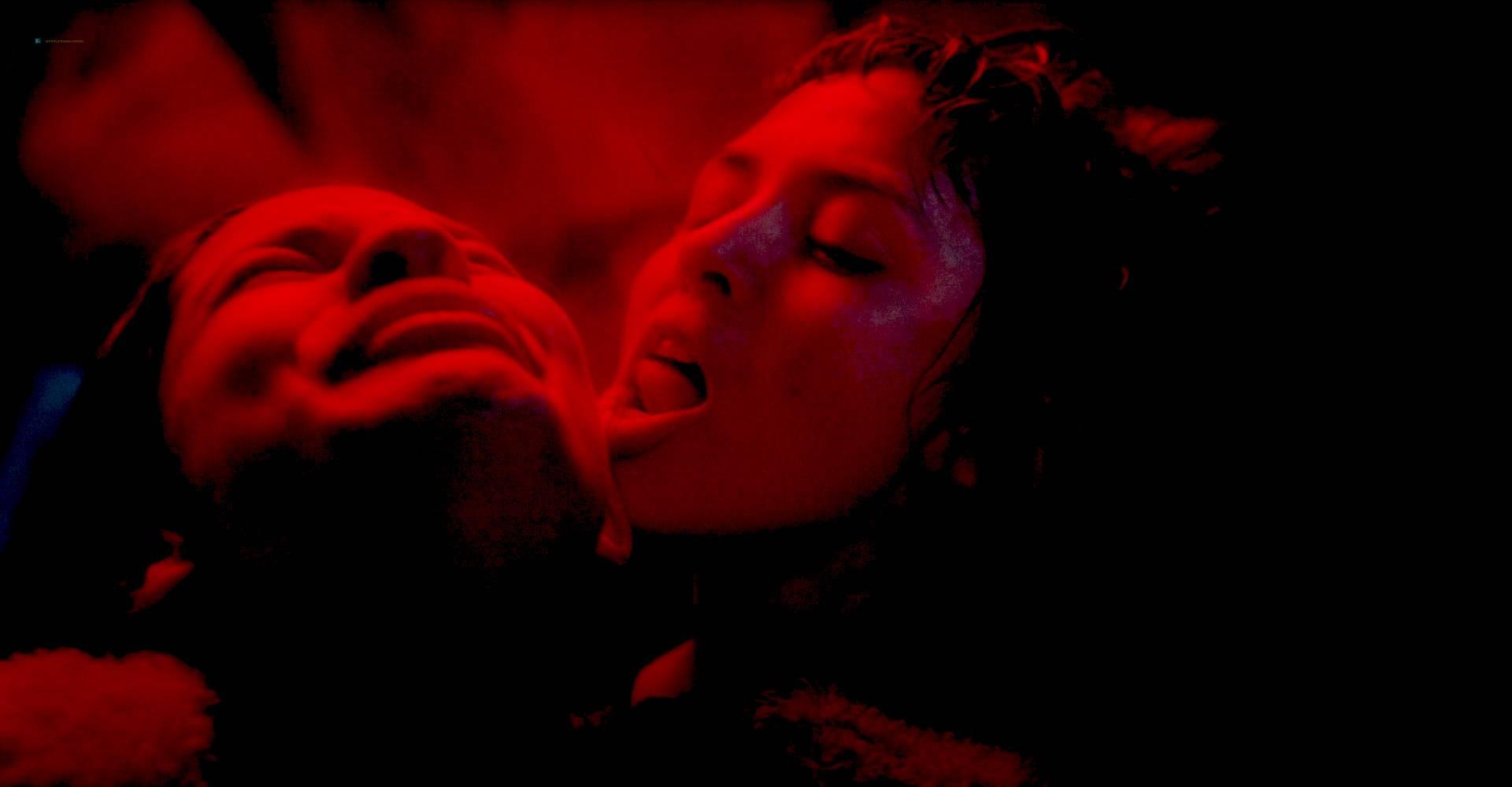 María Evoli nude explicit bj, piss and María Cid nude sex - Tenemos La Carne (MX-2016) HD 1080p BluRay (20)