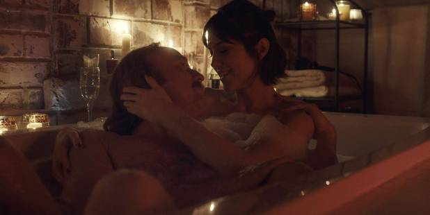 Mary Elizabeth Winstead nude butt if her's - Fargo (2017) s3e1 HD 1080p Web (8)