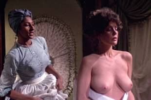 Pam Grier nude Brenda Sykes and Fiona Lewis topless other's nude – Drum (1976) HD 1080p BluRay