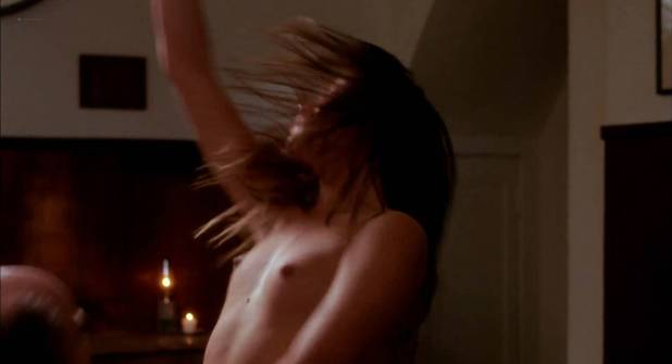 Samantha Phillips nude bush and sex - Phantasm II (1988) HD 1080p Web (11)