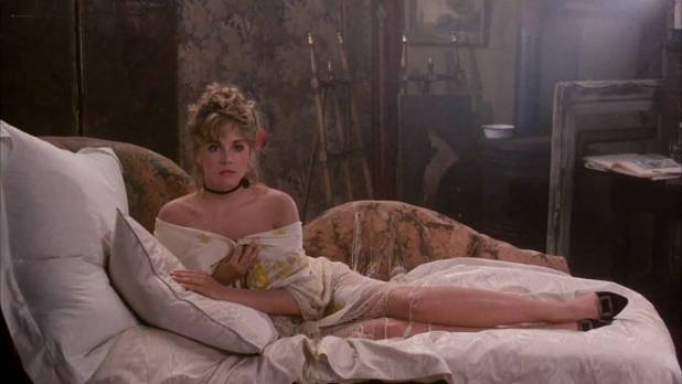 Sharon Stone nude topless - Irreconcilable Differences (1984) HD 1080p (4)