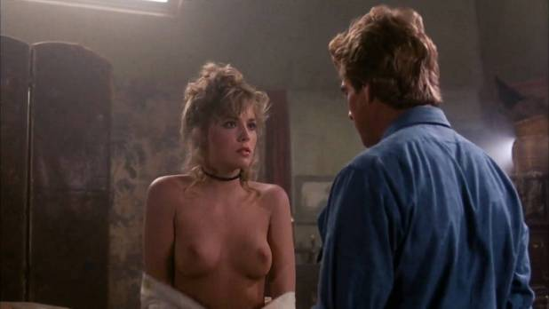 Sharon Stone nude topless - Irreconcilable Differences (1984) HD 1080p (1)