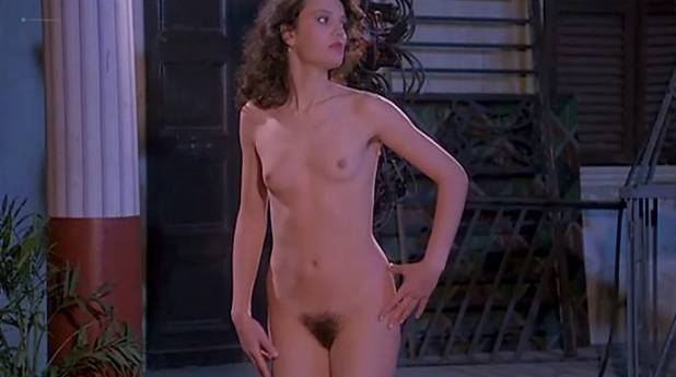 Ann-Gisel Glass nude full frontal Karin Schubert nude - Hanna D - La Ragazza Del Vondel Park (IT-1984) (11)