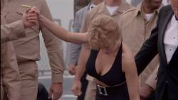Erika Eleniak nude topless - Under Siege (1992) HD 1080p BluRay (7)