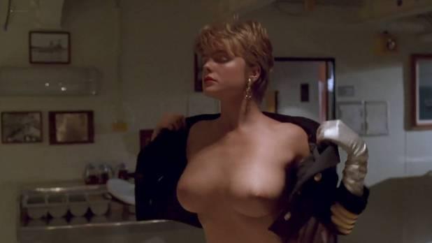 Erika Eleniak nude topless - Under Siege (1992) HD 1080p BluRay (3)