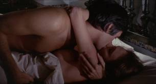 Jacqueline Bisset nude topless and Barbara Parkins nude - The Mephisto Waltz (1971) HD 1080p BluRay (10)