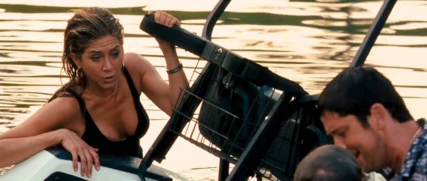 Jennifer Aniston hot and sexy - The Bounty Hunter (2010) HD 1080p BluRay (2)