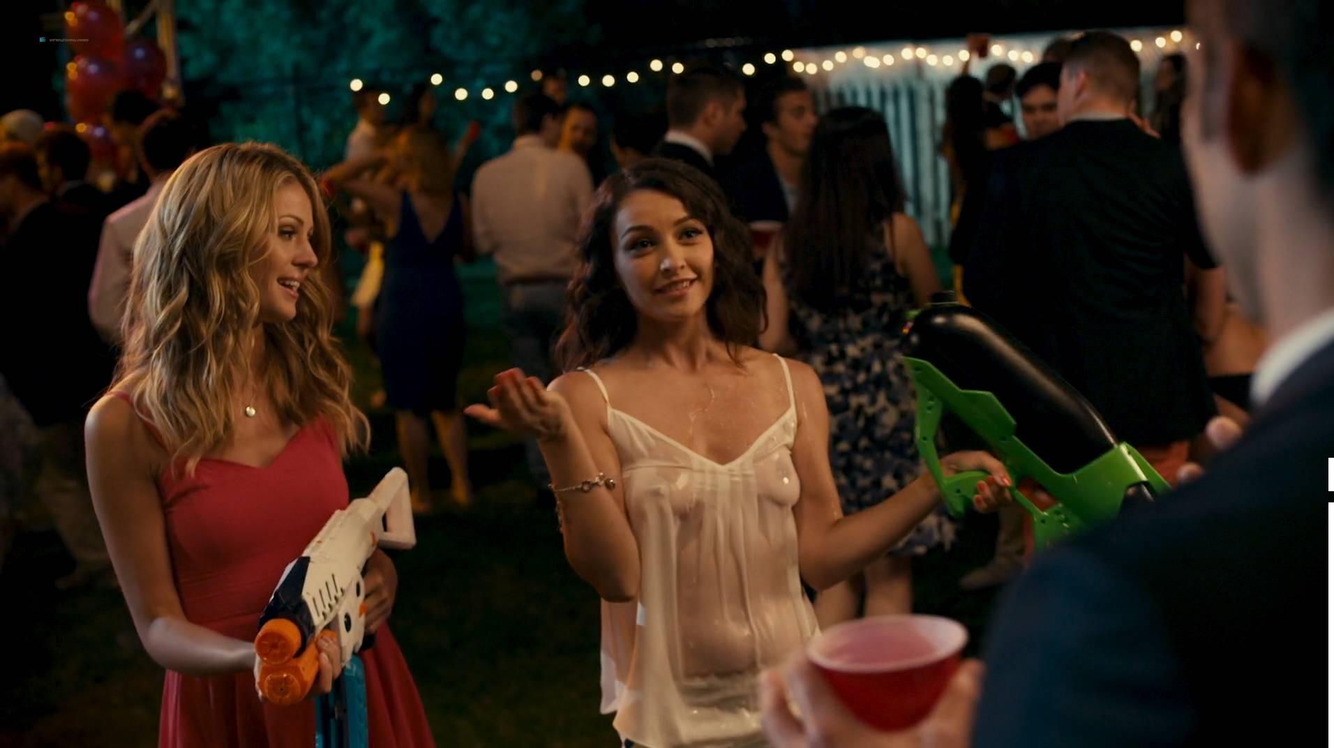Jennifer Krukowski nude topless Aubrey Ferron and others all nude - Total Frat Movie (2016.) HD 1080p WEB (18)