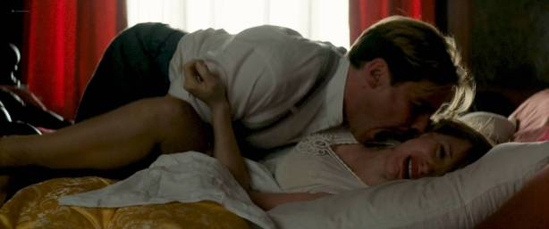 Jessica Chastain nude topless - The Zookeeper's Wife (2017) HD 1080p WEB (3)