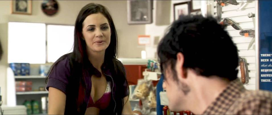 Jillian Murray hot Brie Gabrielle and Chloe Bridges hot bikini - Forget Me Not (2009) HD 1080p ...