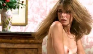 Joanna Shimkus nude topless and very cute - Tante Zita (FR-1968)