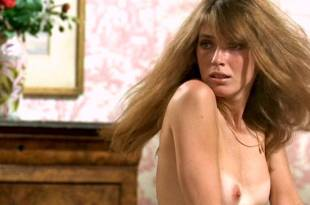 Joanna Shimkus nude topless and very cute – Tante Zita (FR-1968)