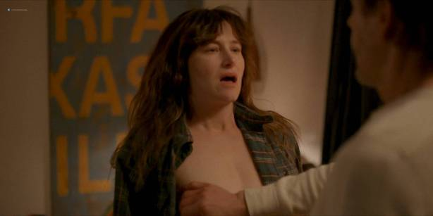 Kathryn Hahn nude bush and boobs - I Love Dick (2017) s1e8 HD 720p (6)