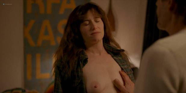 Kathryn Hahn nude bush and boobs - I Love Dick (2017) s1e8 HD 720p (5)