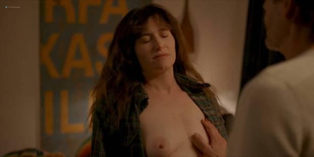Kathryn Hahn nude bush and boobs - I Love Dick (2017) s1e8 HD 720p (5)