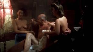 Landon Hall nude Michelle Bauer nude sex - Puppet Master 3 (1991) HD 1080p BluRay (13)
