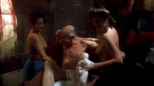 Landon Hall nude Michelle Bauer nude sex - Puppet Master 3 (1991) HD 1080p BluRay (12)