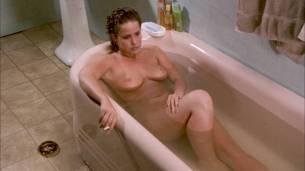 Linda Blair nude Linnea Quigley nude bush Suzee Slater and Rebecca Perle nude too - Savage Streets (1984) HD 1080p BluRay (4)