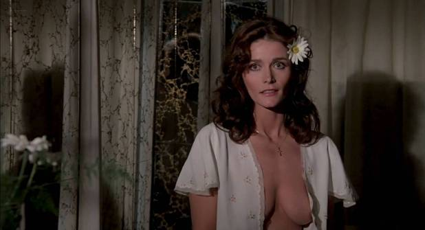 Margot Kidder nude brief topless - The Amityville Horror (1979) HD 1080p BluRay (6)