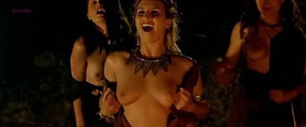 Maribel Verdú hot Marina Gatell nude Cristina Solá and Gloria Cano nude too - Lisístrata (ES-2002) (12)