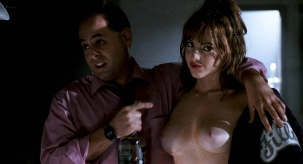 Melanie Good nude Julie Strain, Maureen Flaherty, Carol Cummings nude some sex too - Psycho Cop Returns (1993) HD 1080p (7)