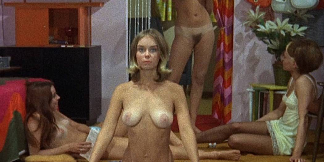 Patricia Fein nude bush Monica Gayle nude bush and lot of sex - The Stewardesses (UK-1969) HD 1080p (18)