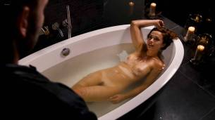 Valeria Bilello nude bush, boobs and full frontal - Sense8 (2017) s2e4 HD 1080p Web (9)
