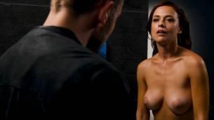 Valeria Bilello nude bush, boobs and full frontal - Sense8 (2017) s2e4 HD 1080p Web (6)