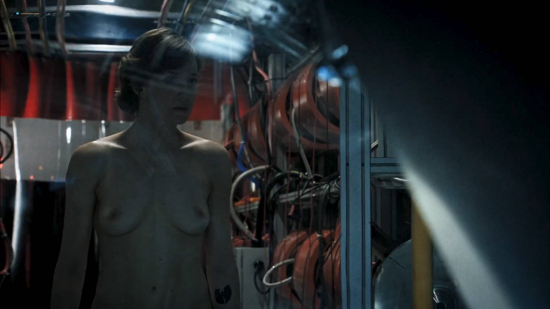 Carrie Coon nude full frontal and boobs - The Leftovers (2017) s3e8 HD 1080p (6)