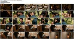 Emily Atack nude sex and Alessandra Mastronardi sex- Lost in Florence (2017) HD 1080p (1)