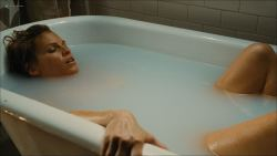 Hilary Swank naked in the bath - The Resident HD 1080p (4)