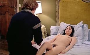 Jeanne Goupil nude full frontal and sex - Marie-poupee (FR-1976)
