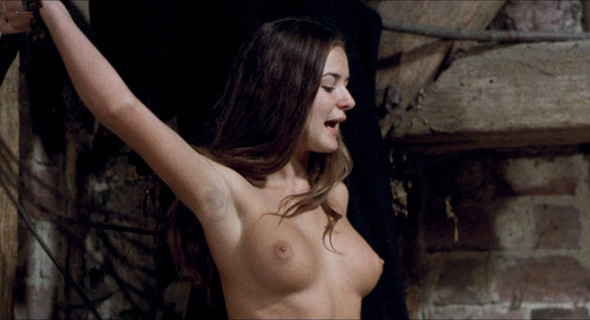 Jenny Runacre  nackt