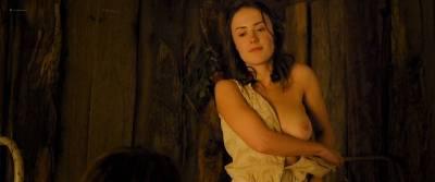 Lauren Grimson nude topless - The Legend of Ben Hall (2016) HD 1080 BluRay (7)
