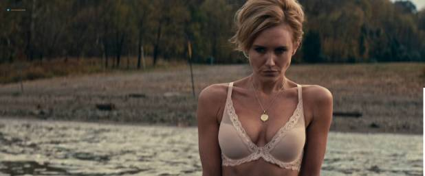 Nicky Whelan nude topless and wet Leanna Huebner nude - Inconceivable (2017) HD 1080p WEB (9)