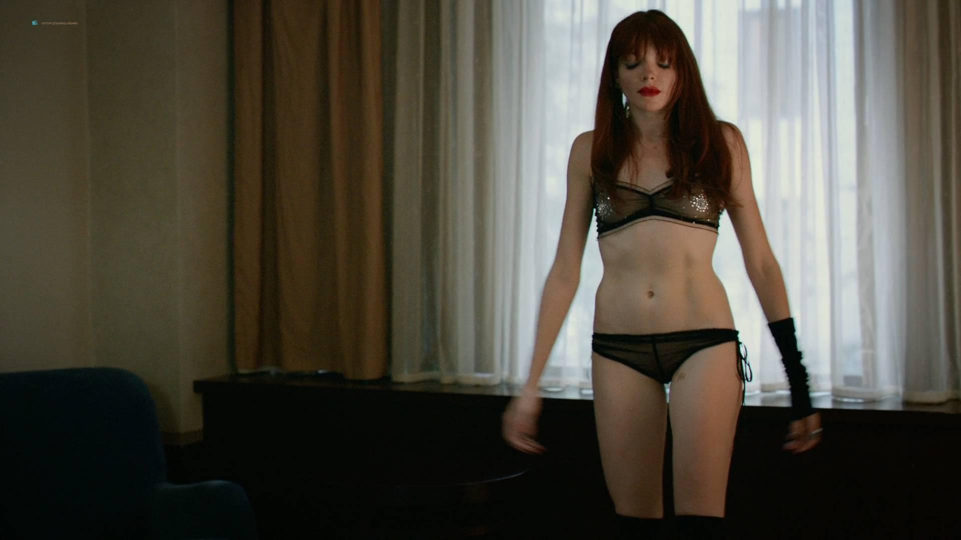 Nicole LaLiberte nude full frontal - Girls Against Boys (2013) HD 1080p BluRay (11)