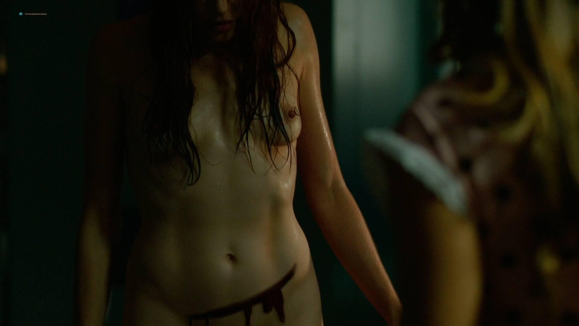 Nicole LaLiberte nude full frontal - Girls Against Boys (2013) HD 1080p BluRay (5)