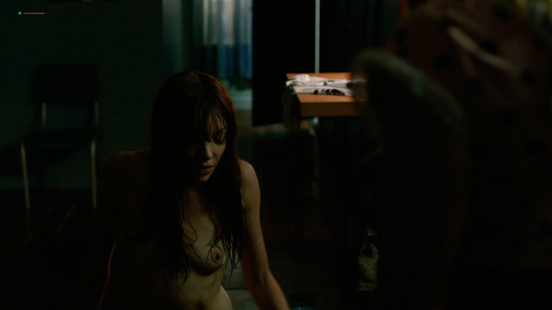 Nicole LaLiberte nude full frontal - Girls Against Boys (2013) HD 1080p BluRay (3)