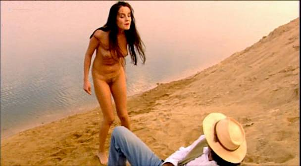 Veronika Bellová nude full frontal Zita Moravkova and many other's nude bush, butt - Expulsion from Paradise (CZ-2001) (3)
