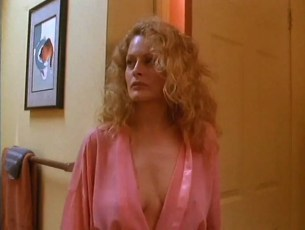 Beverly D'Angelo nude sex in the shower Sharon Farrell nude Rebecca Street bikini - Lonely Harts (1991) (12)