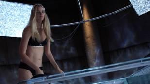 Emma Ishta hot and sexy bra panties - Stitchers (2017) s3e7 HD 1080p Web