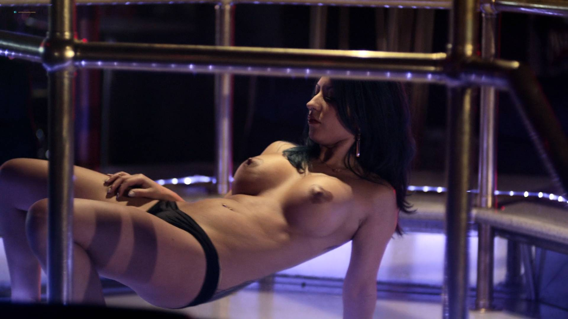 Helena Mattsson hot, Ileana Huxley and April Jorgensen nude topless - Code of Honor (2016) HD 1080p (15)