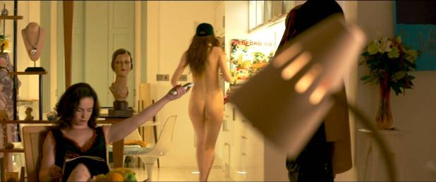 Karen Gillan nude butt - Not Another Happy Ending (2013) HD 1080p WEB (5)