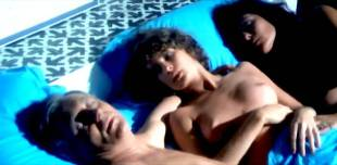Leonora Fani nude bush Juliette Mayniel nude sex Ilona Staller nude full frontal- Bestialità (IT-1976)