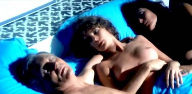 Leonora Fani nude bush Juliette Mayniel nude sex Ilona Staller nude full frontal- Bestialità (IT-1976) (5)