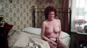 Leonora Fani nude butt bush Christine Boisson nude full frontal - Naked Massacre (1976) (14)