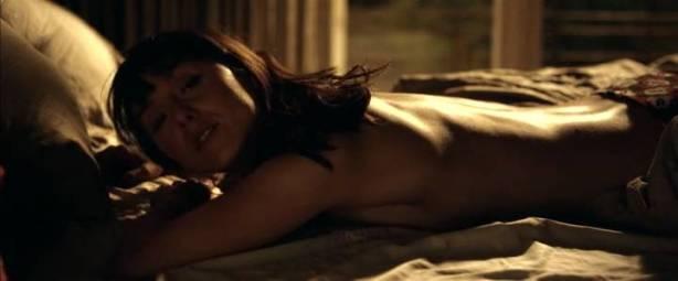 Marta Malikowska nude topless - Life Must Go On (PL-2015) (8)