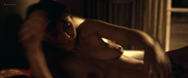 Marta Malikowska nude topless - Life Must Go On (PL-2015) (2)