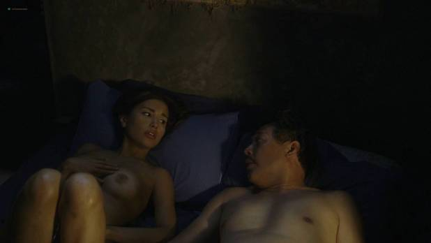 Nathalie Hart nude full frontal and sex - Siphayo (2016) HD 1080p WEB (8)
