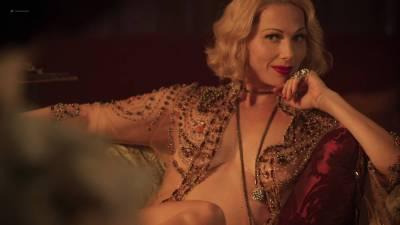 Stefanie von Pfetten hot c-true Carina Conti and other's nude bush boobs- The Last Tycoon (2017) s1e4 HD 1080p Web (9)